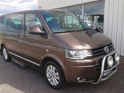 begagnad VW Multivan 2.0 TDI Handikappanpassad 1 ägare Aut 180 hk