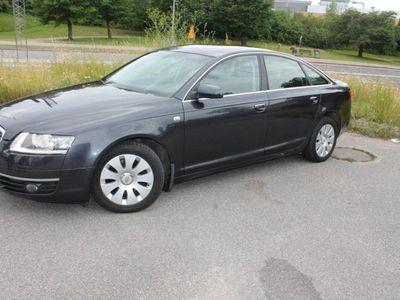used Audi A6 Multitronic -06