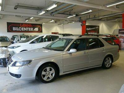 begagnad Saab 9-5 1.9 TiD SportCombi Aut Linear Drag