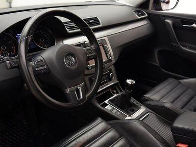 begagnad VW Passat 1.4 TSI Multifuel Variant -12