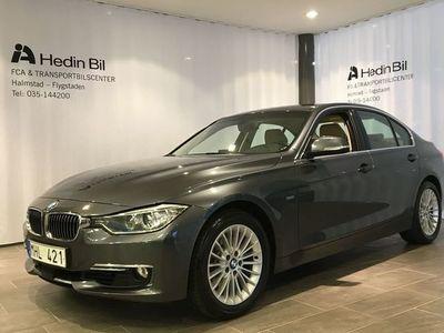 begagnad BMW 328 i xDrive Luxury Line 245HK Välutrustad!