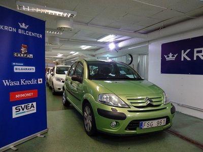 begagnad Citroën C3 1.6 HDiF Dragkrok Kamrem bytt -07