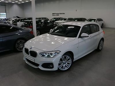 begagnad BMW 118 d xDrive M-Sport LED PDC