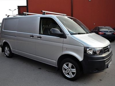 brugt VW Transporter 2.0 DSG 140hk, D-Värme, Drag, 1 Års Garanti