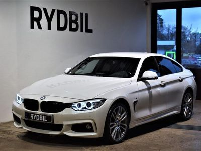 begagnad BMW 428 Gran Coupé i M-Sport xDrive 5100Mil