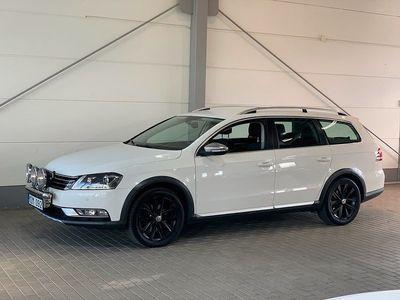 begagnad VW Passat Alltrack 4 Motion DSG TDi 2013, Personbil 119 900 kr