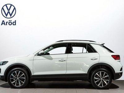 begagnad VW T-Roc 1.0 TSI Comfort, Plus Euro 6