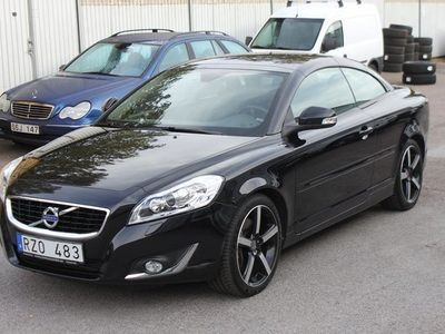 used Volvo C70 D3 Cabriolet 2012, Personbil 209 000 kr