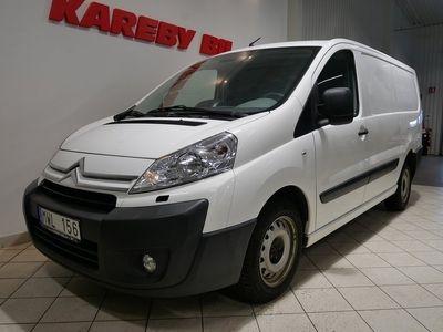 brugt Citroën Jumpy Van 2.0 HDi 163hk 3-sits -12