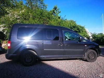 begagnad VW Caddy Maxi Life 7 Sits -08