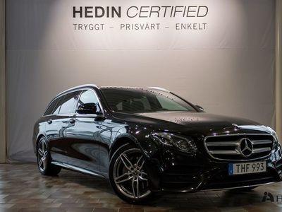 brugt Mercedes E200 Kombi // AMG Sky //