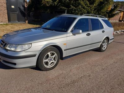 begagnad Saab 9-5 se 2.0t