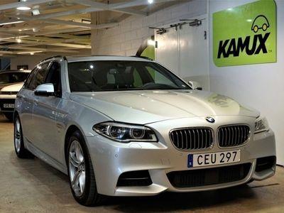 brugt BMW 535 d xDrive Touring 3.0 xDrive Steptronic, 313hk, 2014