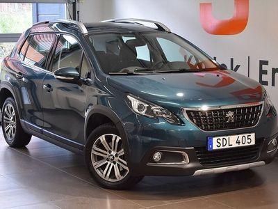 begagnad Peugeot 2008 Allure PureTech 110hk Automat -DEMO