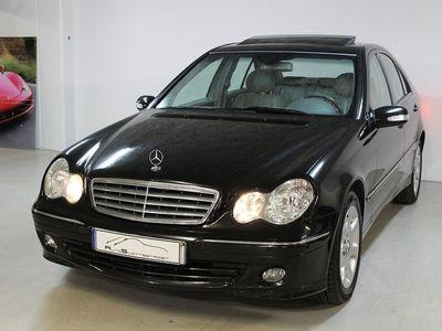 begagnad Mercedes C240 Benz C V6 Elegance 2004, Personbil 59 900 kr