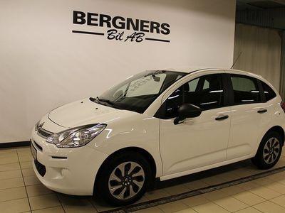 begagnad Citroën C3 1.2 Bensin Manuell 82hk (V-Hjul+Motorv)