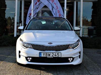 begagnad Kia Optima 1.7 VGT DCT GLS Euro 6 GT-Line 141hk