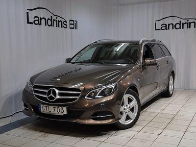 begagnad Mercedes E220 BlueTEC 4MATIC 7G-Tronic Euro 6 170hk