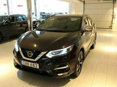 begagnad Nissan Qashqai 1.2 DIG-T / TEKNA +