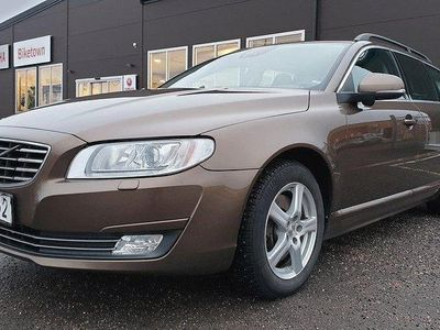 begagnad Volvo V70 D4 AWD Geartronic 181hk *Julkampanj*