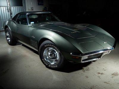 brugt Chevrolet Corvette Survivor, Documentation, M