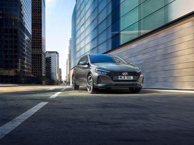 begagnad Hyundai i20 1.0T MILDHYBRID ESSENTIAL