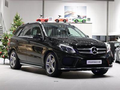 begagnad Mercedes GLE500 AMG Sport Plug-in