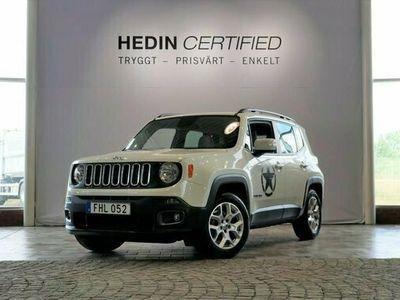 begagnad Jeep Renegade LONGITUDE NAVI RATTVÄRME DRAG 2015, SUV Pris 139 900 kr