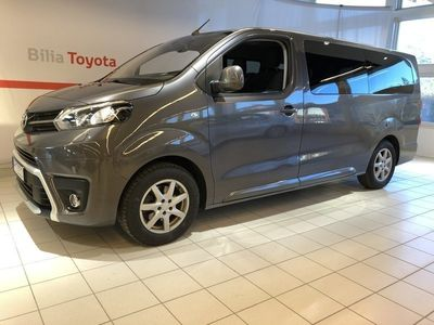 begagnad Toyota Verso ProAce1,6 Shuttle 8Sits Euro6 115hk