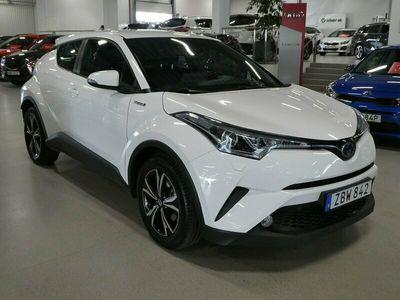 begagnad Toyota C-HR 1.8 VVT-i Hybrid CVT Euro 6 123hk