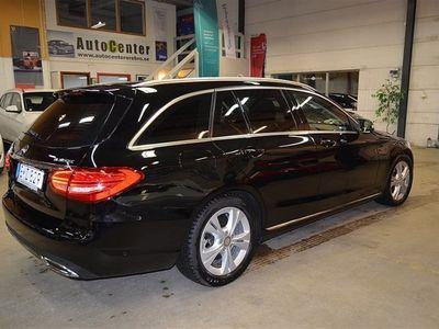 begagnad Mercedes C220 BlueTEC Kombi S205 (170hk) SVENSKSÅLD