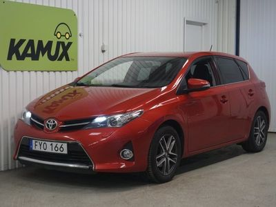 begagnad Toyota Auris 1.6 Valvematic | BACKKAMERA | S&V (132hk)