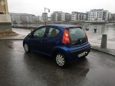 begagnad Peugeot 107 Lågmilare Ny besiktad Ny koppling -08