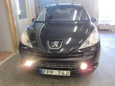 begagnad Peugeot 207 GT 1,6 5D LÅMILARE