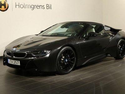 begagnad BMW i8 Roadster / Laserlight / Head-up / Navi -19