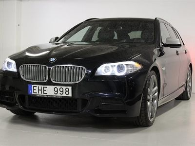 begagnad BMW M550 d xDrive Touring 381hk