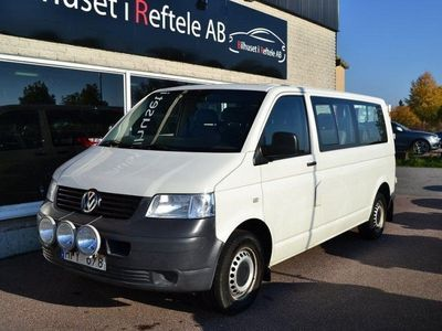 begagnad VW Caravelle 2.5TDI 131HK 9 SITS AUTOMAT