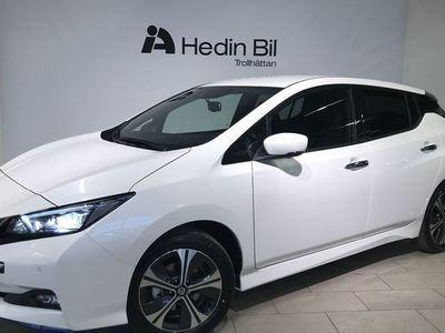 begagnad Nissan Leaf *PRIVATLEASING KAMPANJ*E+ N - CONNECTA 62 KWH - Från 4.399kr / mån