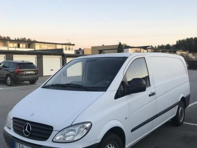 begagnad Mercedes Vito 109