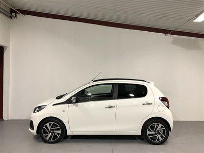 begagnad Peugeot 108 1.0 VTi(69Hk) Top Cab