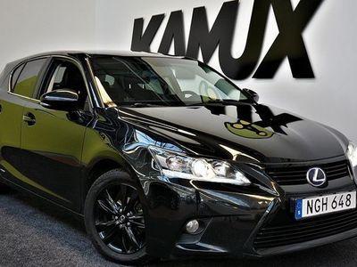 begagnad Lexus CT200h | 1.8 CVT | Backkamera | 2016, Halvkombi 153 000 kr