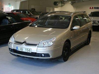 begagnad Citroën C5 Wagon 2.0 HDiF 136hk 6 Växel