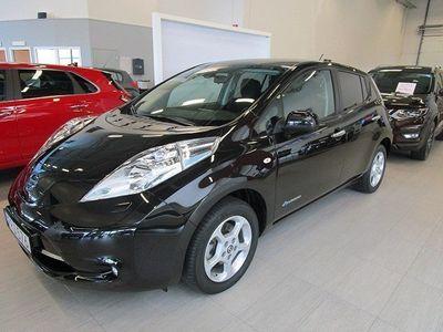 begagnad Nissan Leaf Acenta 24kwh -15