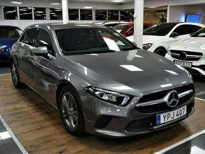 begagnad Mercedes A180 A Benzd 7G-DCT Euro 6 2018, Halvkombi Pris 249 900 kr