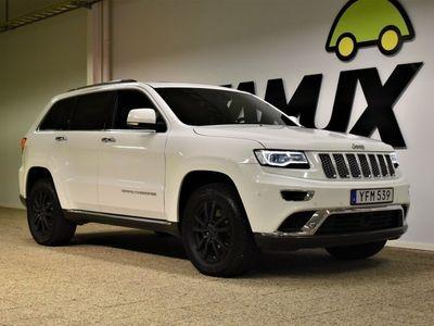 begagnad Jeep Grand Cherokee 3.0 CRD 4WD | Summit | Pano | D-Värme (250hk)