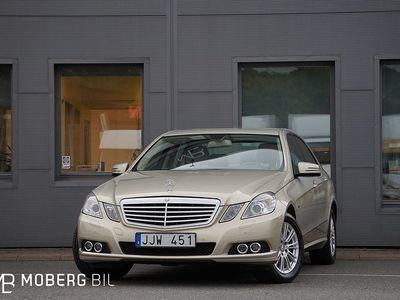 begagnad Mercedes E220 CDI BE 170hk Elegance Drag