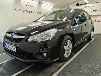 begagnad Subaru Impreza 1.6 4WD 114hk *Drag