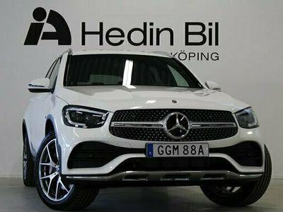 begagnad Mercedes 300 GLC BenzDE 4MATIC Apple Carplay Backkamera Navigation Värmare MULTIB 2021, SUV Pris 637 900 kr