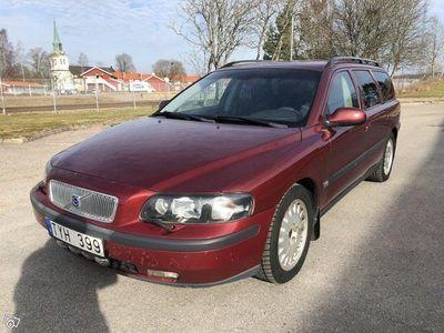 begagnad Volvo V70 2.4T Automat Business 200hk -03