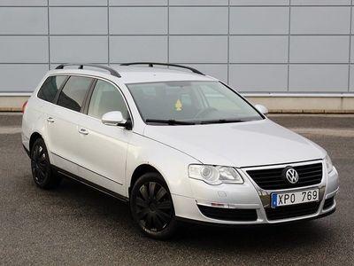 begagnad VW Passat Variant 2.0 Svensksåld 150hk